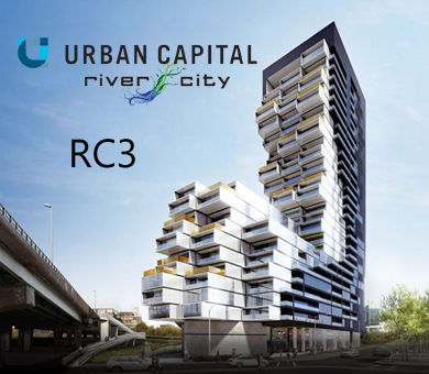 Urban Capital - River city phase 3